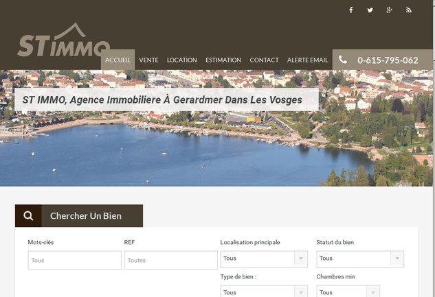 agence immobilière Vosges à Gérardmer