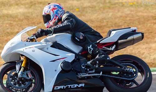 cours moto