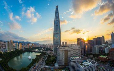 Voyage en Corée