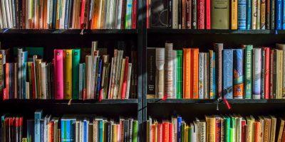 beaucoup de livres à lire